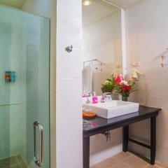 Отель Lamai Wanta Beach Resort ванная фото 2