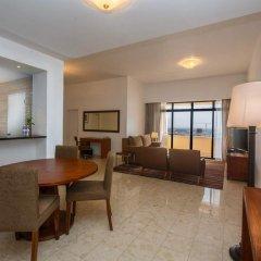 Отель Hilton Colombo Residence 5* Люкс с различными типами кроватей фото 6