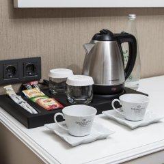 Отель Dencity 4* Улучшенный номер с 2 отдельными кроватями фото 12