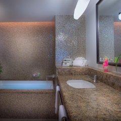 Seminole Hard Rock Hotel and Casino 4* Улучшенный люкс с различными типами кроватей фото 3