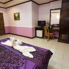 Отель The Grand Orchid Inn 2* Улучшенный номер разные типы кроватей фото 12