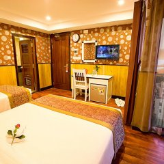 Отель Golden Rain 2 3* Улучшенный номер фото 2