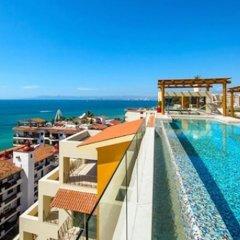 Отель Luxury Condo V177 Romantic Zone пляж фото 2