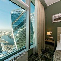 Мини-Отель Панорама Сити 3* Номер Комфорт с различными типами кроватей фото 14