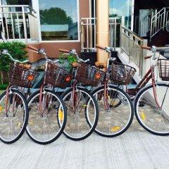 Отель David Residence 3* Номер Делюкс с различными типами кроватей фото 6