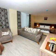 Dora Hotel 3* Люкс повышенной комфортности с различными типами кроватей фото 3