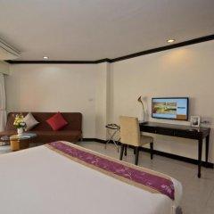Отель Bella Villa Metro 3* Улучшенный номер с двуспальной кроватью фото 4