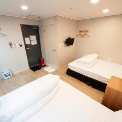 K-grand Hostel Myeongdong Стандартный семейный номер фото 14