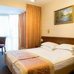 Отель Виктория Иркутск комната для гостей фото 5