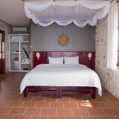 Отель Topas Ecolodge 3* Бунгало Премиум с различными типами кроватей фото 3