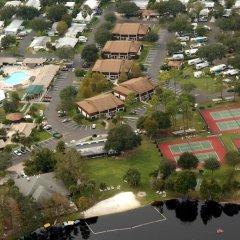 Отель Cypress Cove Nudist Resort & Spa Уэйверли спортивное сооружение