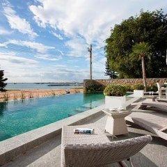 Отель Villa 7th Heaven Beach Front 4* Вилла с различными типами кроватей фото 11