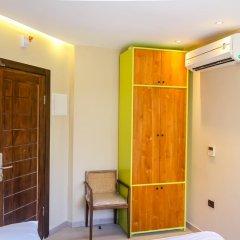 Yarden Beach- Boutique Hotel 4* Улучшенная студия разные типы кроватей фото 5
