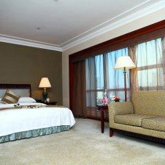 The Pavilion Hotel Shenzhen 4* Улучшенный номер с различными типами кроватей фото 3