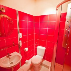 Отель Dworek Novello Польша, Эльганово - отзывы, цены и фото номеров - забронировать отель Dworek Novello онлайн ванная