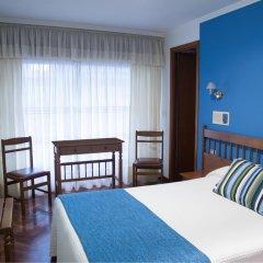 Отель Hostal La Provinciana Стандартный номер с двуспальной кроватью