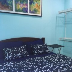 Отель Best Rent a Room Номер Эконом разные типы кроватей фото 11