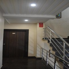 Отель OYO Rooms Railway Station Raipur парковка