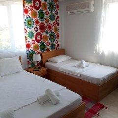 Отель Cirali Flora Pension 3* Стандартный номер с двуспальной кроватью фото 4