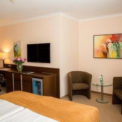 Hotel Admiral am Kurpark 4* Стандартный номер с двуспальной кроватью фото 3