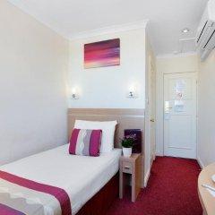 Queens Park Hotel 3* Стандартный номер с различными типами кроватей фото 6