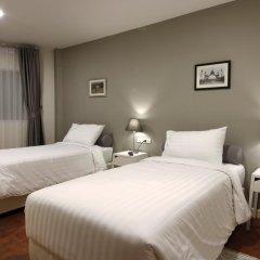Отель Ratchadamnoen Residence 3* Стандартный номер с 2 отдельными кроватями фото 9