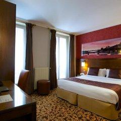 Отель Abbatial Saint Germain 3* Улучшенный номер с различными типами кроватей фото 2