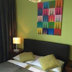 Отель First Domizil Люкс с различными типами кроватей фото 7