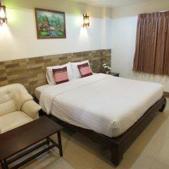 Апартаменты Chaba Garden Apartment Стандартный номер с различными типами кроватей фото 6