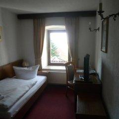 Отель Burghotel Stolpen 3* Стандартный номер с различными типами кроватей фото 2