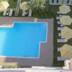 Отель Civitel Attik Маруси бассейн фото 2