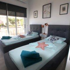 Отель Summer Dream Penthouse Албания, Саранда - отзывы, цены и фото номеров - забронировать отель Summer Dream Penthouse онлайн комната для гостей фото 5
