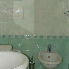 Отель Residence Lugano ванная фото 3