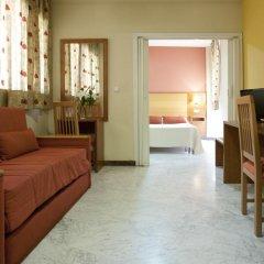 Отель Apartamentos Los Girasoles II Апартаменты с различными типами кроватей фото 2