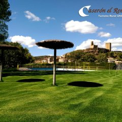 Отель Caserón El Remedio II Испания, Ункастильо - отзывы, цены и фото номеров - забронировать отель Caserón El Remedio II онлайн спортивное сооружение