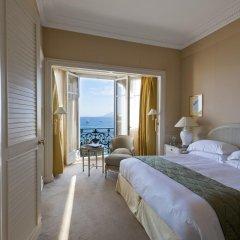 Отель InterContinental Carlton Cannes 5* Номер Делюкс с различными типами кроватей