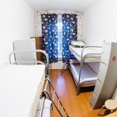 Гостиница Кубахостел Кровать в женском общем номере с двухъярусной кроватью фото 25