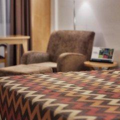 Bourbon Alphaville Business Hotel 3* Номер Делюкс с различными типами кроватей фото 4