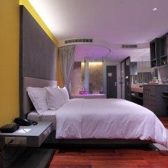 LIT Bangkok Hotel Бангкок комната для гостей