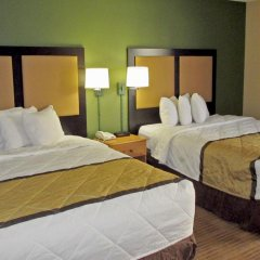 Отель Extended Stay America - Las Vegas - Midtown 2* Студия с 2 отдельными кроватями