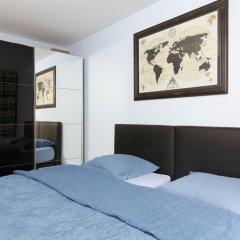 Отель Villa Kurial Апартаменты с различными типами кроватей фото 6
