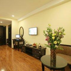 Hoian Sincerity Hotel & Spa 4* Стандартный семейный номер с двуспальной кроватью фото 7