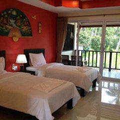 Отель Nadapa Resort 2* Стандартный номер с различными типами кроватей фото 6