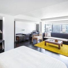 Отель COMO Metropolitan Bangkok 5* Стандартный номер с различными типами кроватей фото 2
