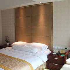Zhong Tai Lai Hotel Shenzhen 4* Улучшенный номер фото 6