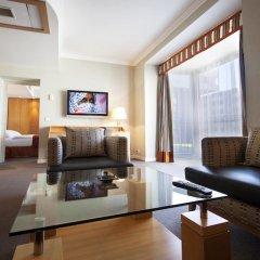 Отель Golden Prague Residence 4* Улучшенные апартаменты с различными типами кроватей фото 30