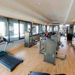 Nouvo City Hotel фитнесс-зал фото 3
