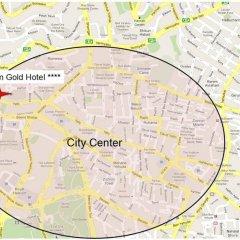Отель Jerusalem Gold Иерусалим спортивное сооружение