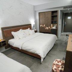 Palmyra Beach Hotel 4* Улучшенный номер с различными типами кроватей фото 2