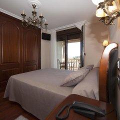 Отель Pensión Residencia A Cruzán - Adults Only 3* Стандартный номер с различными типами кроватей фото 7
